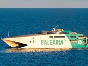 Balearia - Jaume II