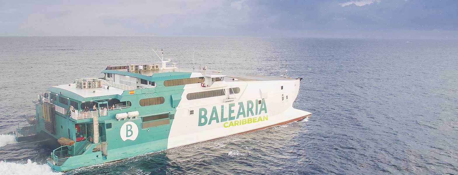 Boat from Miami to Bahamas